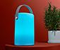 Zahradní svítidlo s LED a přechodem barev