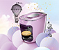 Cafissimo mini, poetry purple