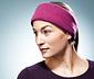 Multifunkční šátek, růžový s melírem
