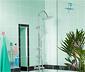 Komfortowy panel prysznicowy 2 w 1