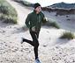 Wiatroszczelna kurtka do biegania