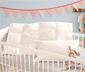 Kinder-Daunen-Kissen und -Steppbett