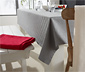 Jacquad asztalterítő, kb. 140 x 180 cm, fehér