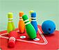Soft-Bowling-Spiel