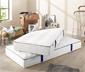 irisette® 7-zónová gelová pěnová matrace, H 2: střední, cca 90 x 200 cm