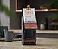 Qbo Premium Coffee Beans »Kooperative Baragwi« Caffè Crema Kräftig, Ganze Bohne