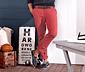 Chino Pantolon, Kırmızı