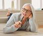 Zapasowe okulary do czytania, brązowe