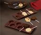 Formy na čokoládu, 2 ks, lízátka