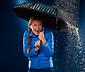 Automatický skladací dáždnik