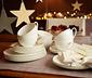Kávový servis z kostního porcelánu