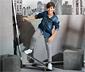 Jeans-Hemd