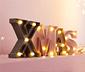 LED XMAS Yazısı