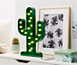 Dekoračná lampa s LED »Kaktus«