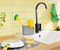 Stojan na potřeby na mytí nádobí