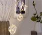 3 LED-Glasanhänger
