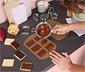 Súprava na výrobu čokoládových sušienok