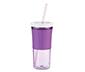 Contigo Shake&Go Buzlu İçecek Şişesi, 540 ml, Mor