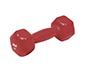 Voit DB21 Dumbbell, 3 kg, Kırmızı