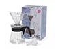 Hario V60 02 Şeffaf Kahve Demleme Seti