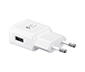 Beyaz Samsung Micro USB Hızlı Seyahat Şarjı