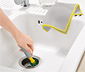 Üniversal Temizlik Fırçası