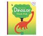 Küçük Yaş İçin Dinozor Etkinlik Kitabı