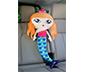 Happy Hop Buddyguard Emniyet Kemeri Arkadaşı Denizkızı Luna
