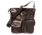 Dámská kožená taška
