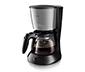 Philips Siyah ve Metal Kahve Makinesi