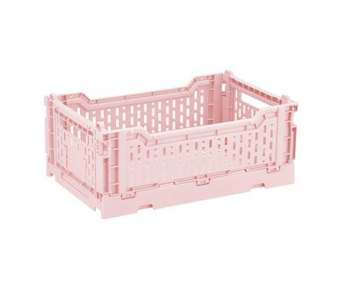 Sunware®-Klappbox, 4 Liter, roséfarben