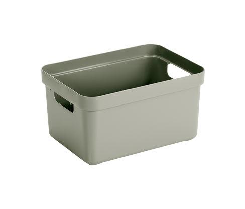 Sunware®-Aufbewahrungsbox »Sigma Home«, 5 l, hellgrün