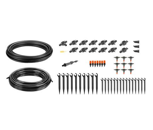 GARDENA Micro-Drip-System »Start-Set Pflanztöpfe M«