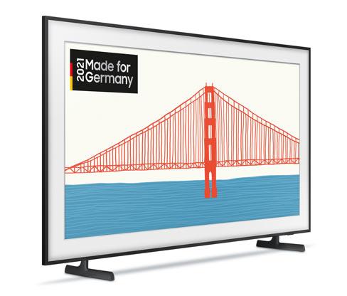 "Samsung-4K-UHD-Smart-TV »The Frame GQ-LS03AAUXZG«, 55"""