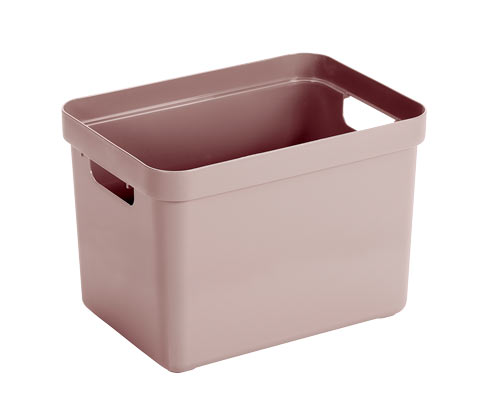 Sunware®-Aufbewahrungsbox »Sigma Home«, 18 l, roséfarben
