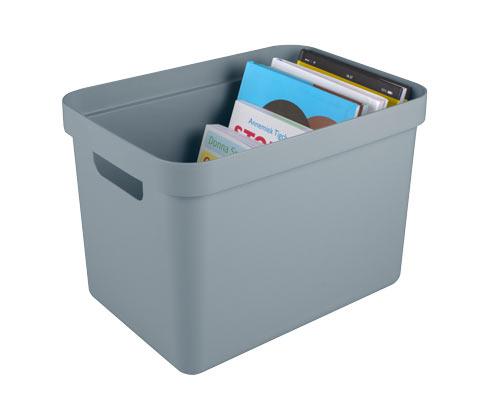 Sunware®-Aufbewahrungsbox »Sigma Home«, 18 l, blaugrau