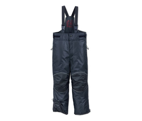 Schneehose mit recyceltem Material