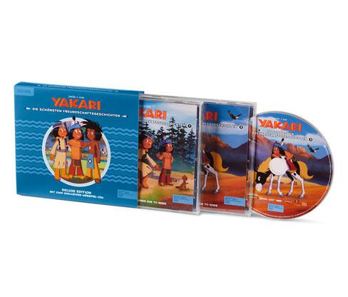 CD »Best of Yakari«