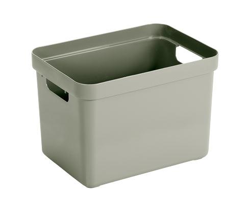 Sunware®-Aufbewahrungsbox »Sigma Home«, 18 l, hellgrün