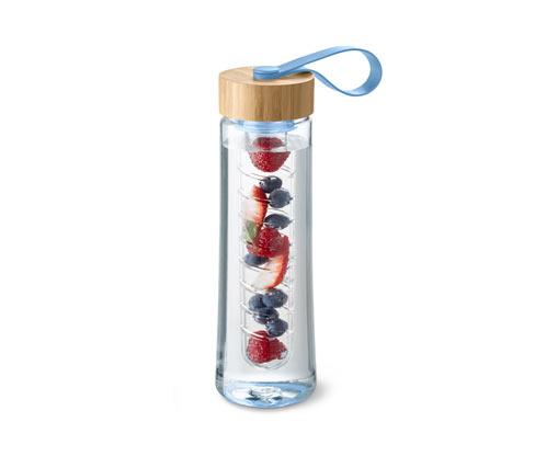Trinkflasche mit Aromaeinsatz