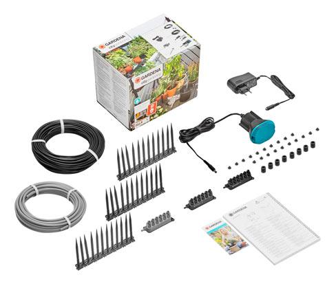 GARDENA Urlaubsbewässerung-Set »city gardening«