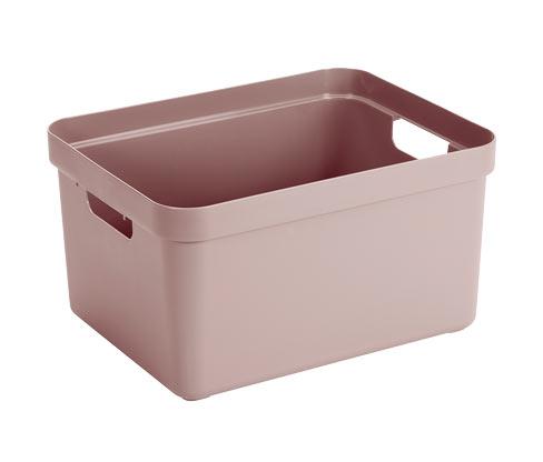 Sunware®-Aufbewahrungsbox »Sigma Home«, 32 l, roséfarben
