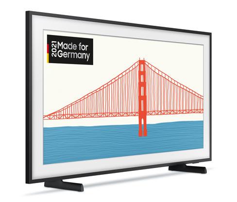 "Samsung-4K-UHD-Smart-TV »The Frame GQ-LS03AAUXZG«, 43"""