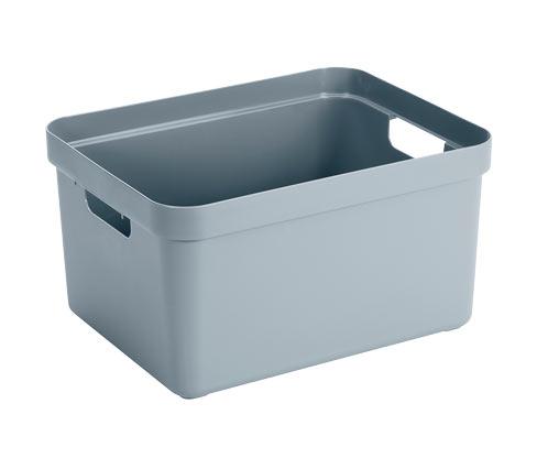 Sunware®-Aufbewahrungsbox »Sigma Home«, 32 l, blaugrau