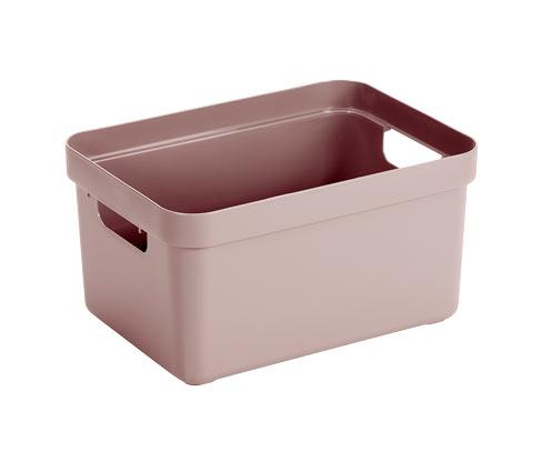Sunware®-Aufbewahrungsbox »Sigma Home«, 13 l, roséfarben