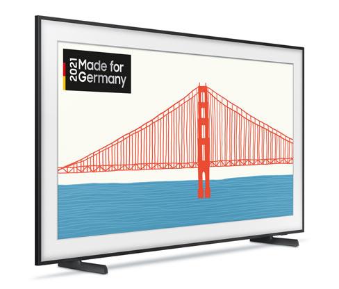 "Samsung-4K-UHD-Smart-TV »The Frame GQ-LS03AAUXZG«, 50"""