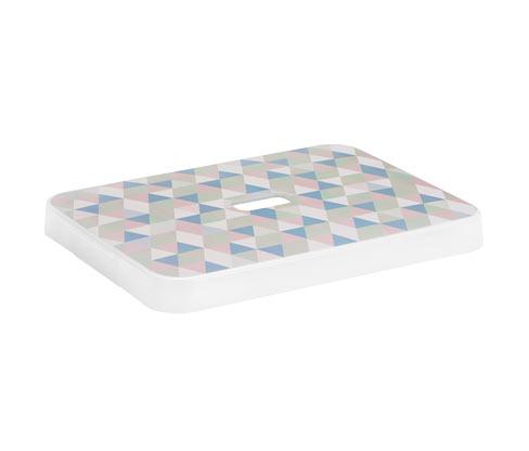 Sunware®-Deckel »Sigma Home«, für die 32-l-Aufbewahrungsbox, bedruckt