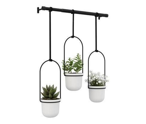Umbra-Vase »Triflora«, 3er-Set