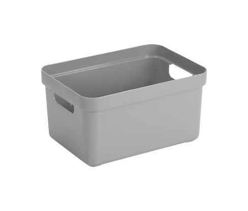 Sunware®-Aufbewahrungsbox »Sigma Home«, 5 l, hellgrau