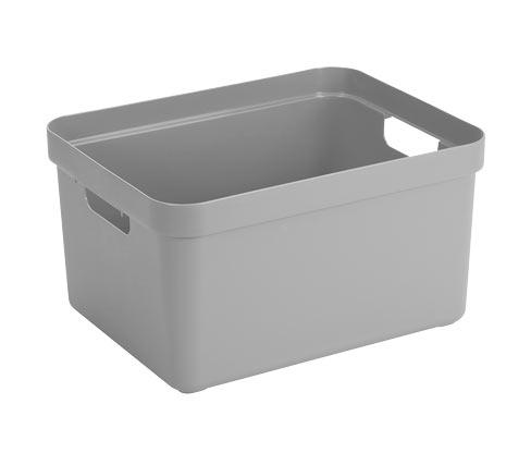 Sunware®-Aufbewahrungsbox »Sigma Home«, 32 l, hellgrau